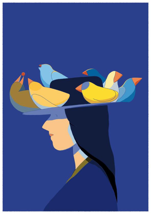 Illustration © Matthieu Méron - Agence Patricia Lucas
