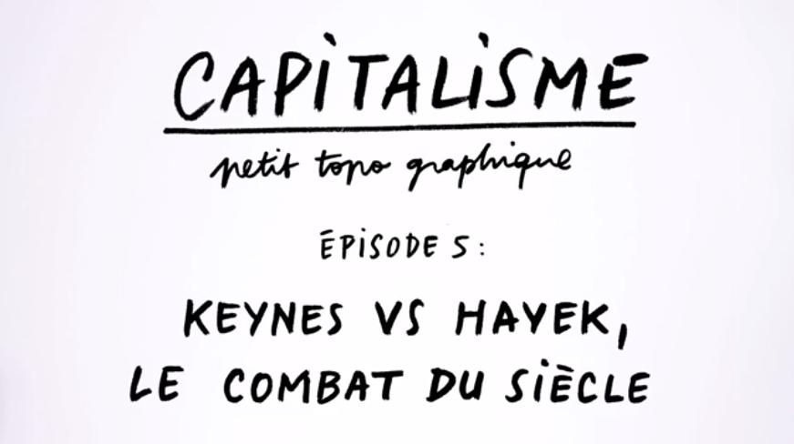 Film d'animation Le capitalisme © Delphine Perret - Agence Patricia Lucas