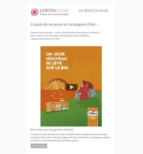 newsletter juillet 2019 - Agence Patricia Lucas